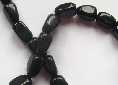 Black Onyx/Agate Small Nugget