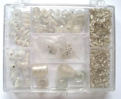 Small Jewellery Making Kit - Crystal