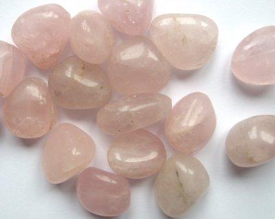 Rose Quartz Medium Nugget x1