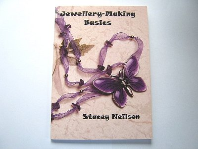 Jewellery-Making Basics Book by Stacey Neilsen x1