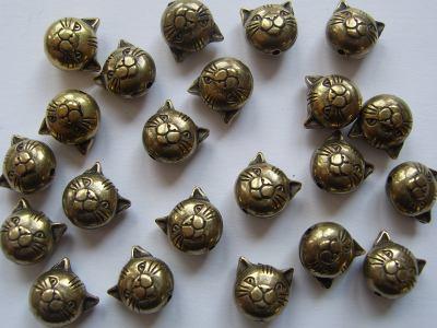 Cat Antique Gold x1