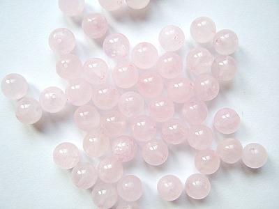 Rose Quartz Round Beads